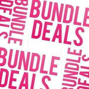 MAKE OFFERS! on bundles of 2 or more items